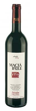 Weinflasche Macia Batle Tinto Anada